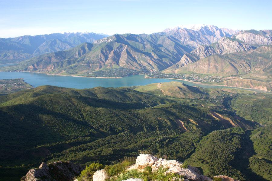 Chimgan Mountain, Uzbekistan