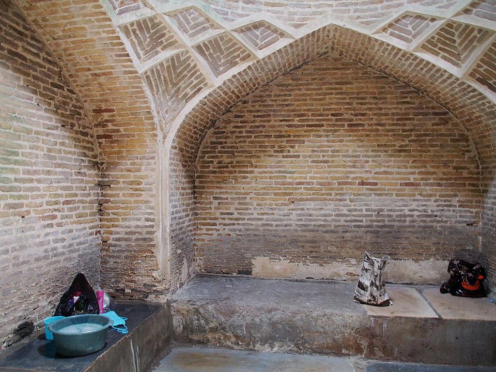 Hammams in Uzbekistan