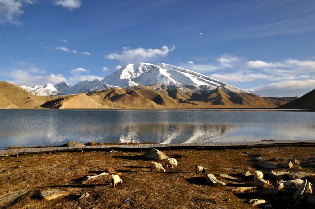 Karakul Lake Kyrgyzstan