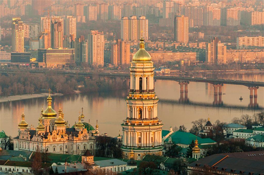 Attractions in Ukraine