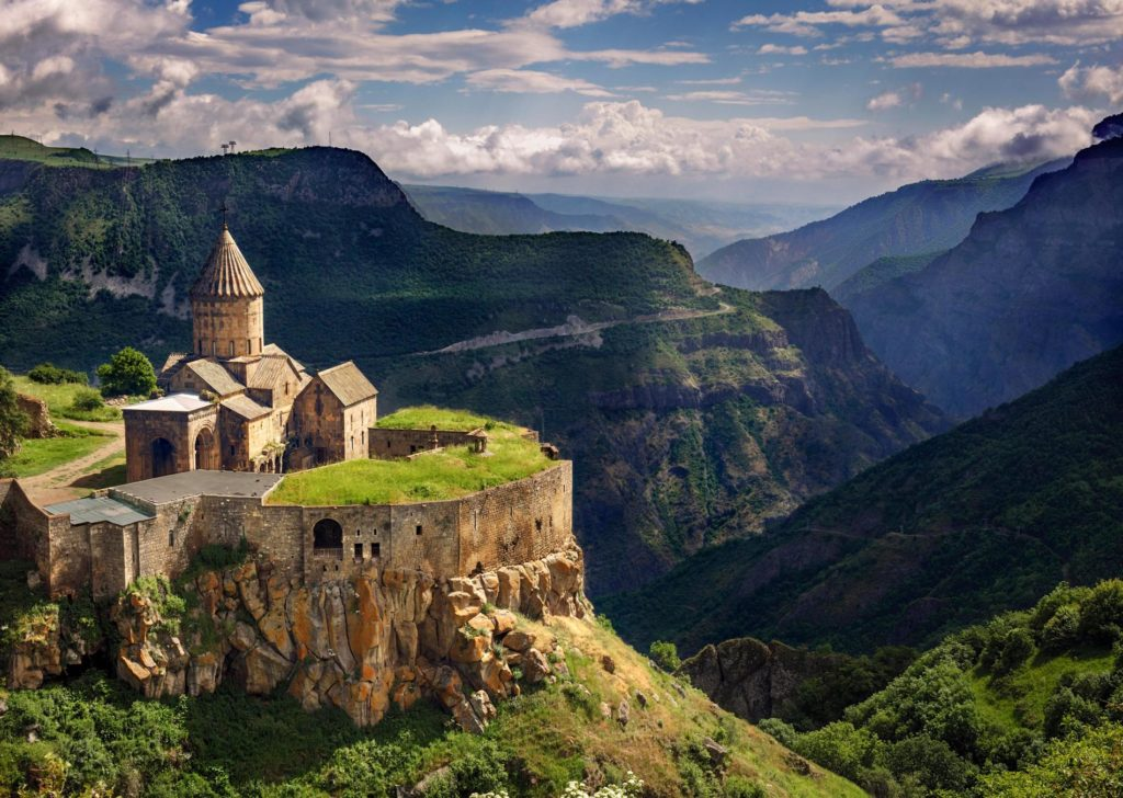 Attractions in Armenia