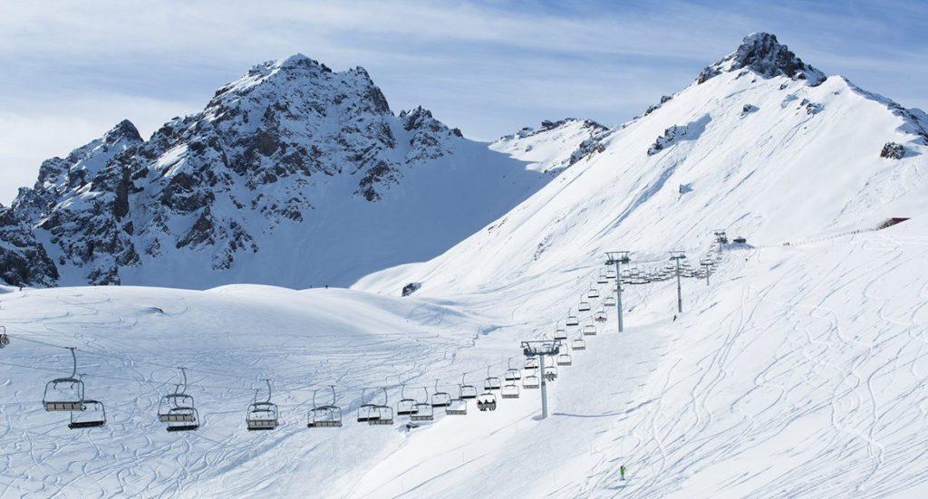 Chimbulak Ski Resort Almaty