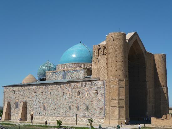 Mausoleum of Khoja Ahmed Yasawi, Turkestan