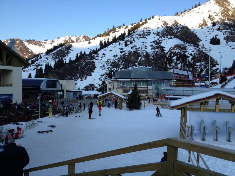 Shymbulak Ski Resort, Almaty