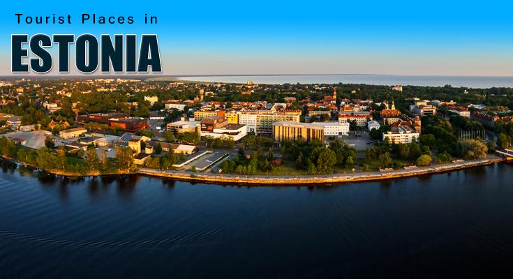 Tourist Places in Estonia