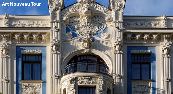 Art Nouveau Tour