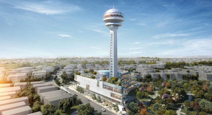 Atakule Tower Ankara