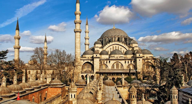 Hagia Sophia Museum Turkey
