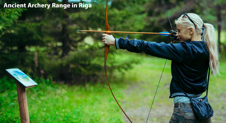 Old Town Archery Riga