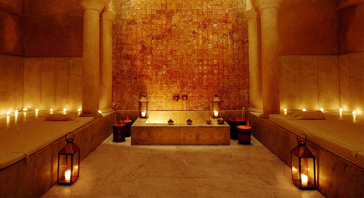 Scrubbed and Relax in a Turkish Hamam