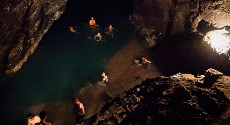 Ata Underground Lake
