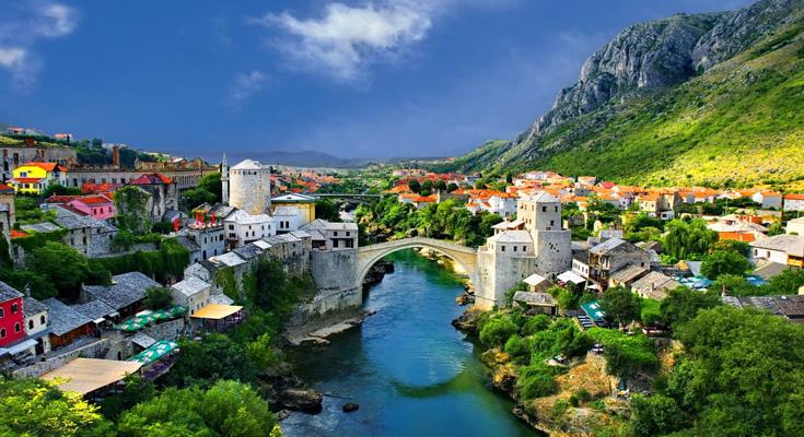 Bosnia and Herzegovina Attractions