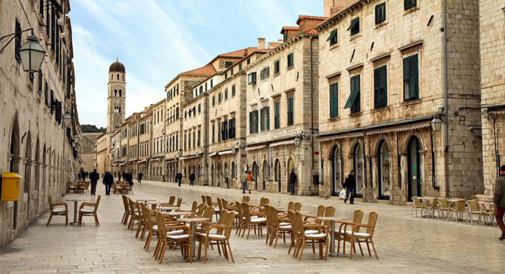 Explore the Old Town of Dubrovnik