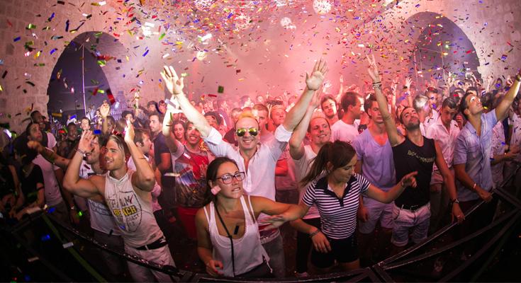 Hit the Nightclubs