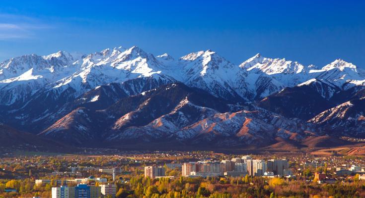 Kazakhstan Attractions