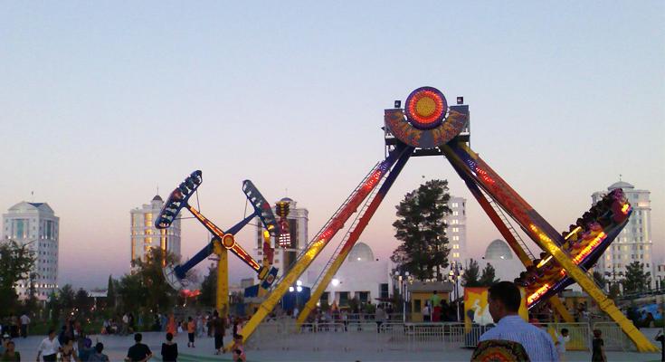Turkmen Version of Disneyland