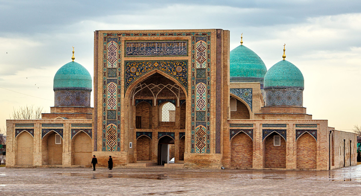 Uzbekistan Attractions