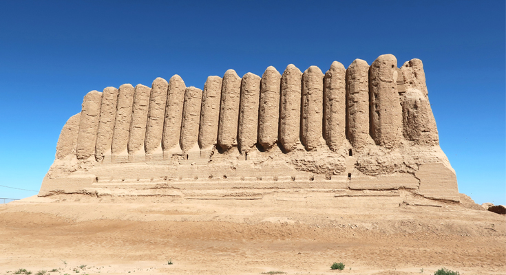 Visit the Ancient City of Central Asia Merv