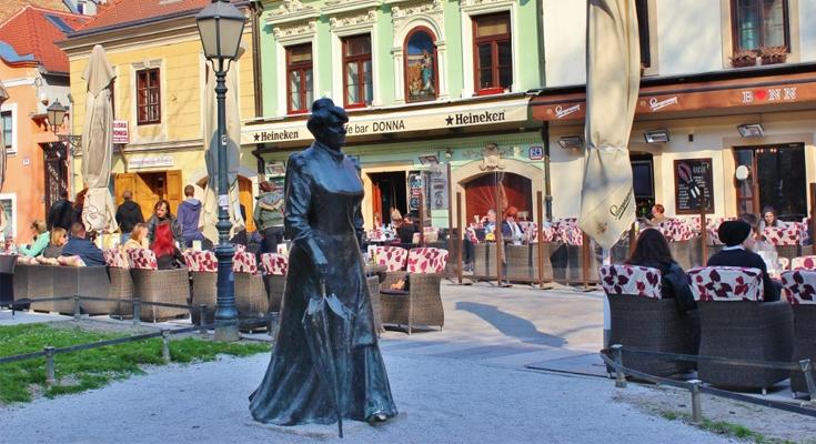 Walk the Streets of Kaptol