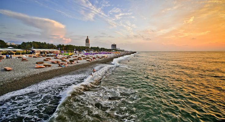 Batumis Coastal Charm