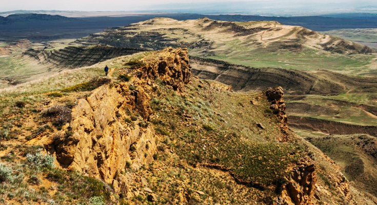 David Gareja Desert Steppe