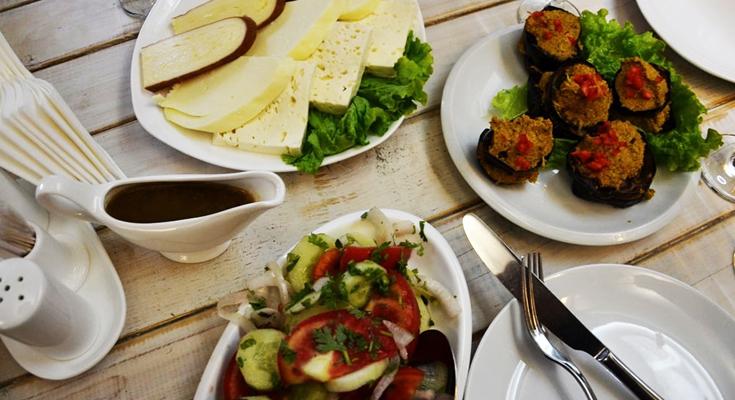 Georgian Food and Cuisine