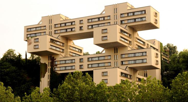 Georgia Intriguing Architecture