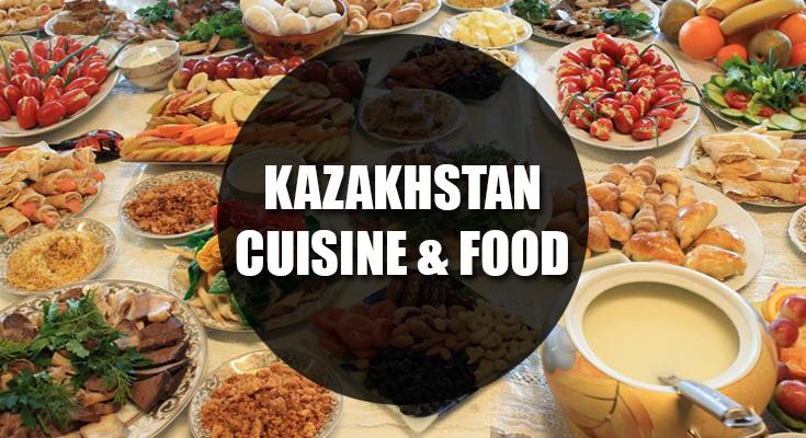 Kazakhstan Cuisine