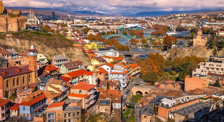 Tbilisi the capital city