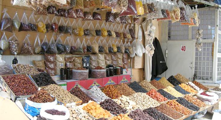 Teze Bazaar, Baku