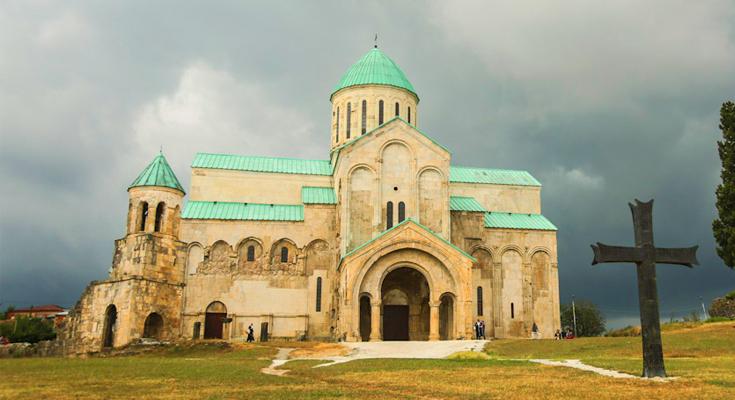 Georgia Religious Monuments