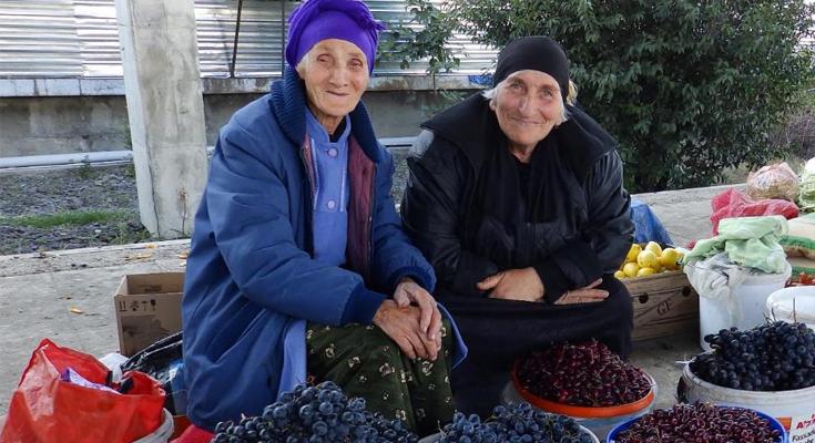 Welcoming People - Georgia