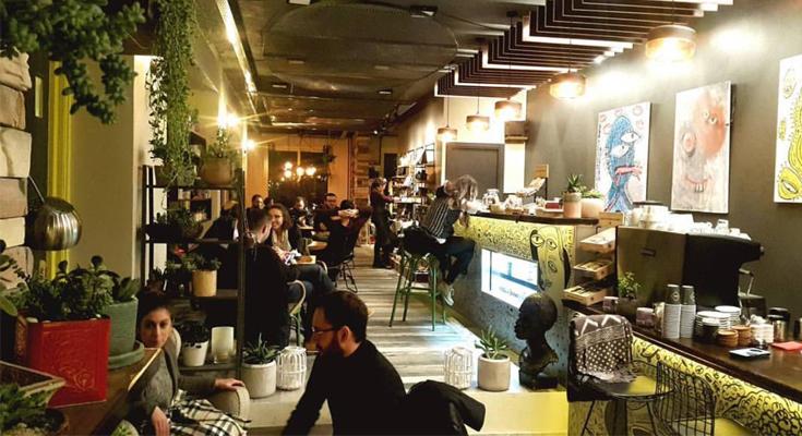 Amelie's Garden Succulent & Cafe