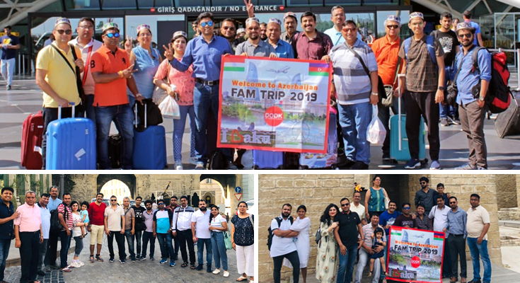 Baku FAM Tour by Dook Travels - 26th June 2019