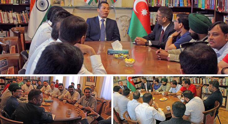 Baku FAM Tour - 3rd July