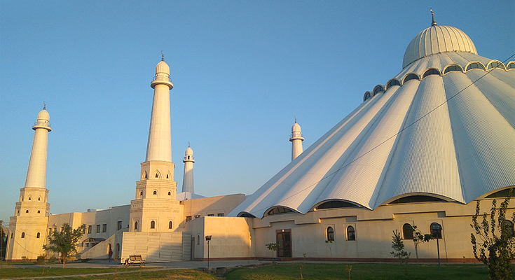 Central Mosque Shymkent