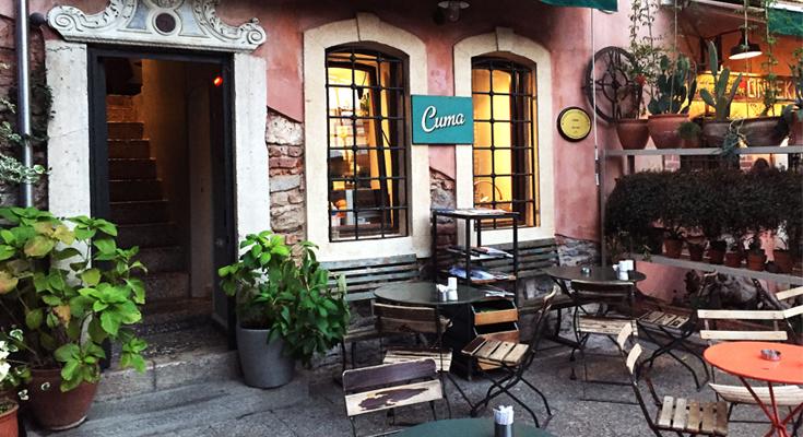 Cuma Cafe, Turkey