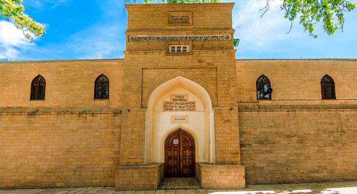 Derbent Dzhuma Mosque