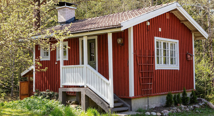 Enjoy The Holiday Farm And Rent Cabins