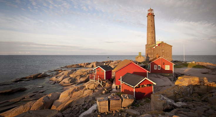 Experience A Night Stay on A Lighthouse Island