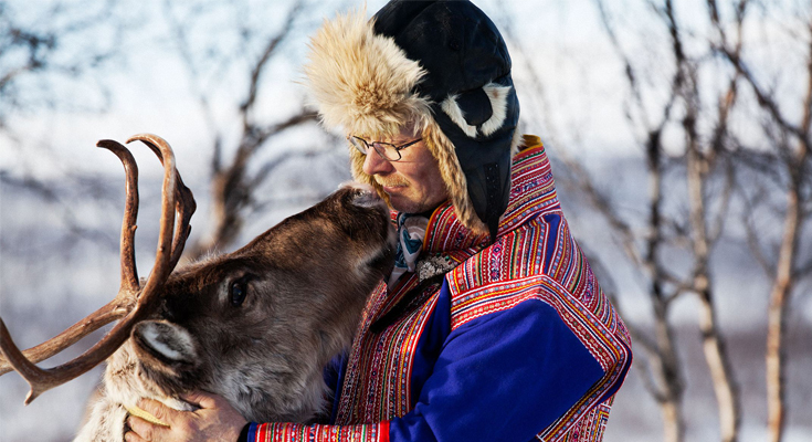 Explore and Get Acquainted with Sami Culture