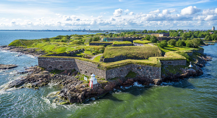 Find A Good Picnic Spot At One Of The Archipelago Islands
