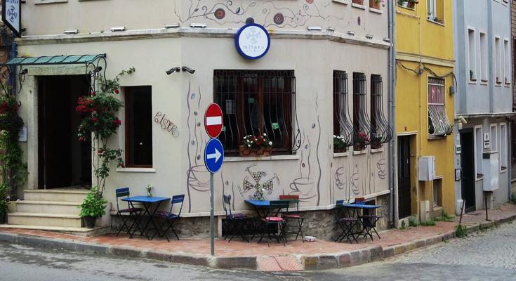 Mitara Cafe & Art, Turkey