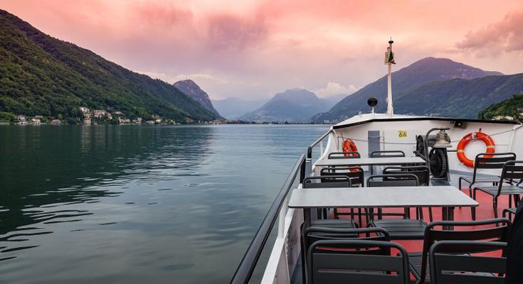 Take A Steamship Cruise