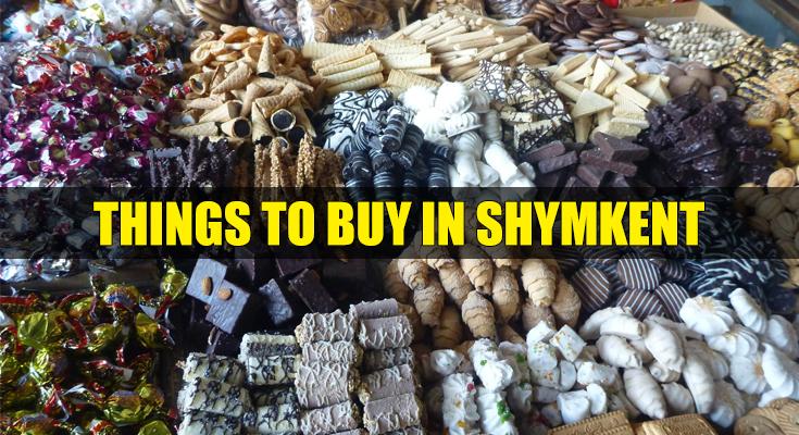 Things to Buy in Shymkent