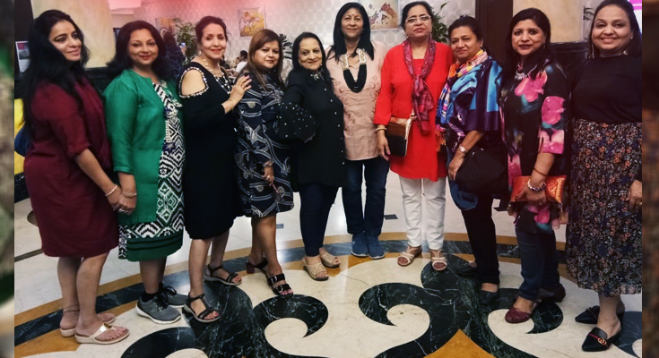 Ladies Travel Group