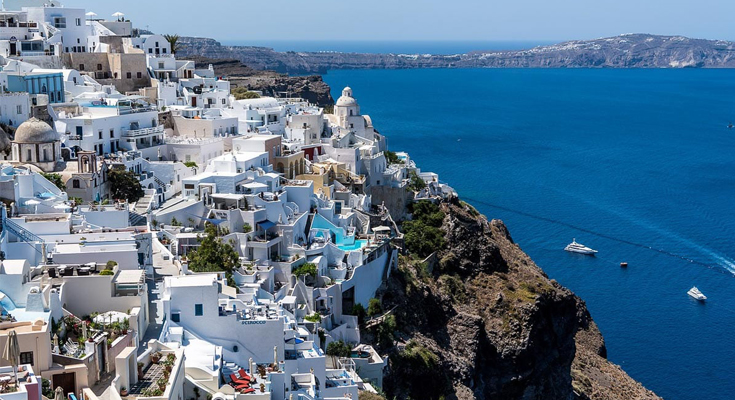 Dreamy Santorini, Greece