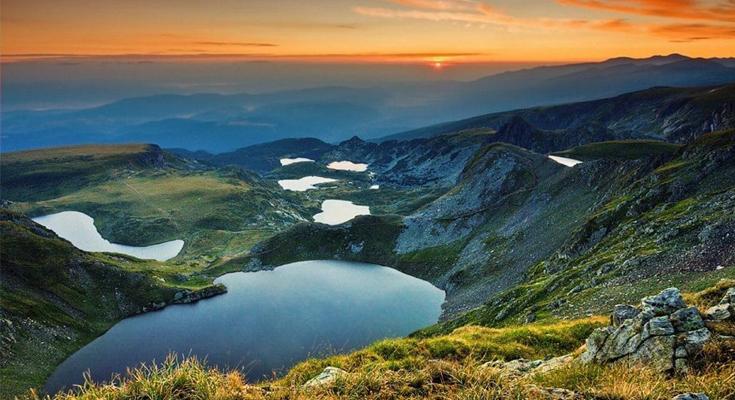 Seven Lakes, Bulgaria