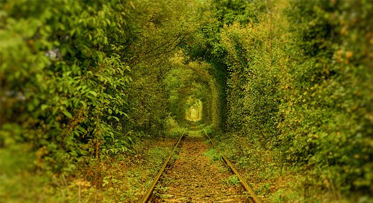 Tunnel of Love, Romania