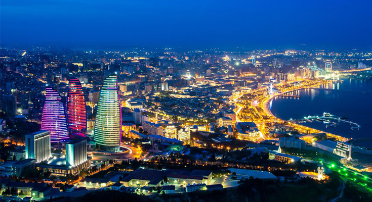 Sightseeing Experience on the Azerbaijan Golf Tour